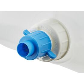 CAMPZ Bidon d'eau 15l pliable, transparent